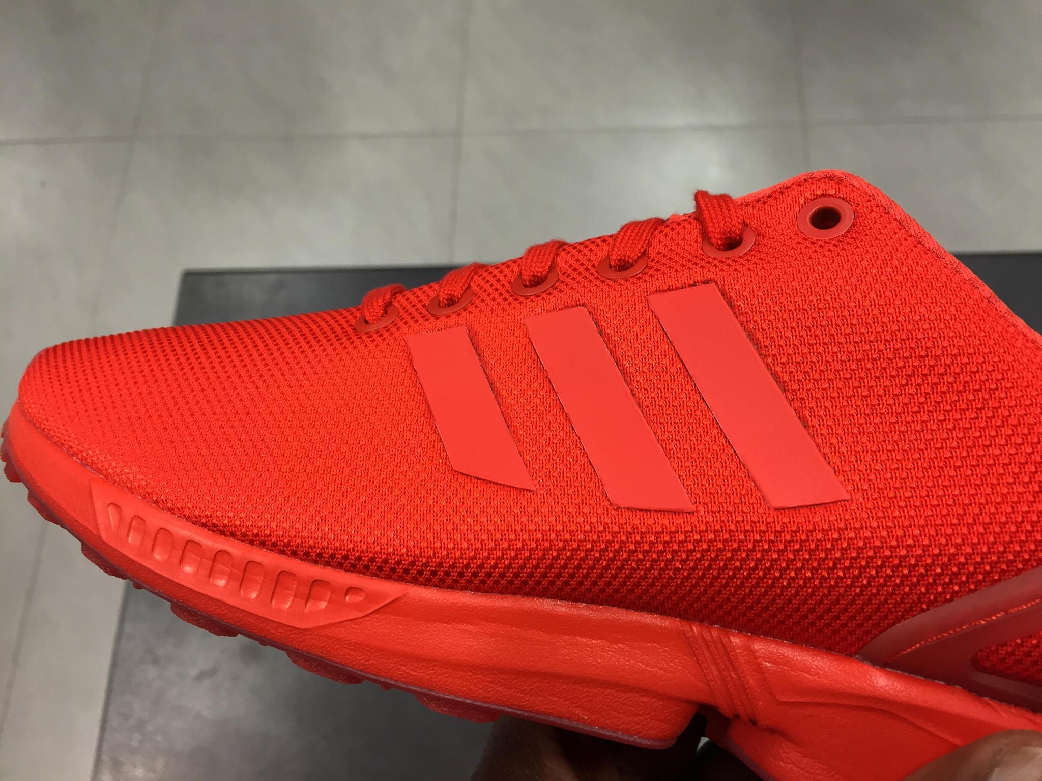 basket adidas zx flux mono