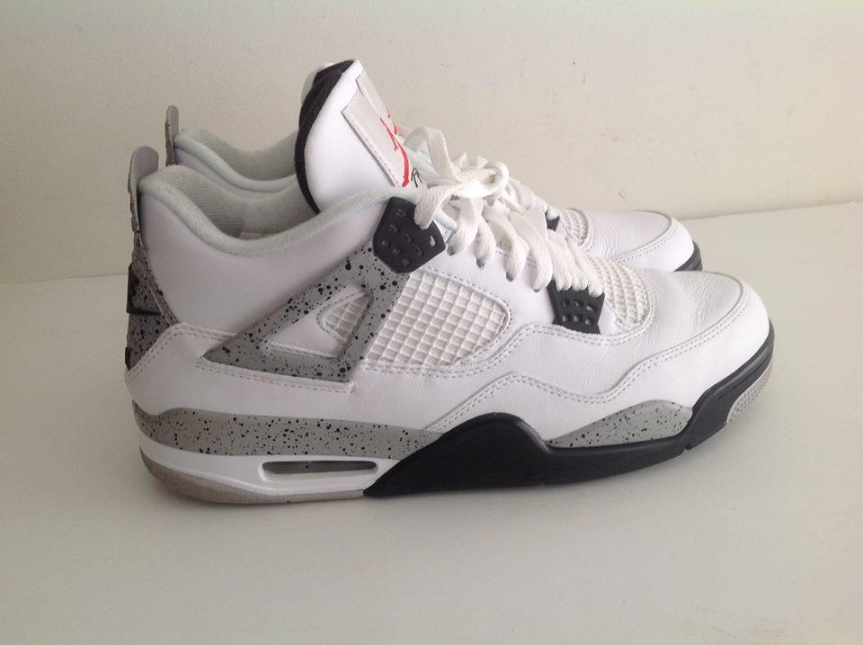 air jordan white cement 4 footlocker discounts