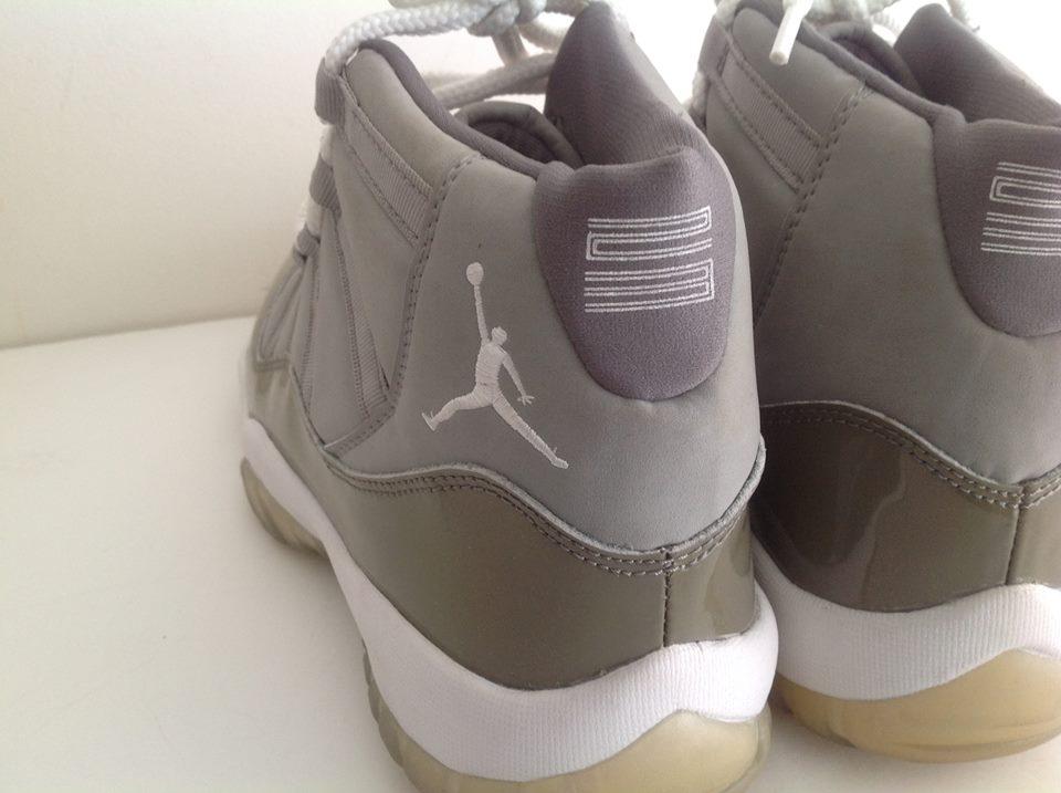 fc0ccdb247978 Air Jordan 11 XI Retro Cool Grey 136046 011 4 – Housakicks