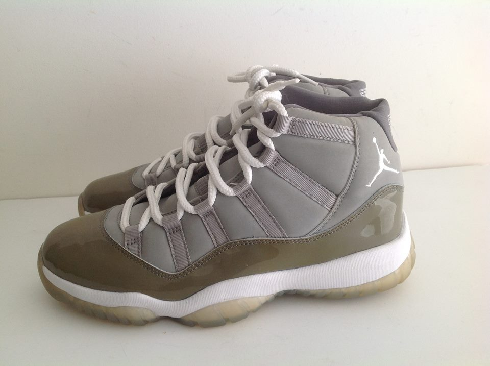 66ad346096fb1 Air Jordan 11 XI Retro Cool Grey 136046 011 6 – Housakicks