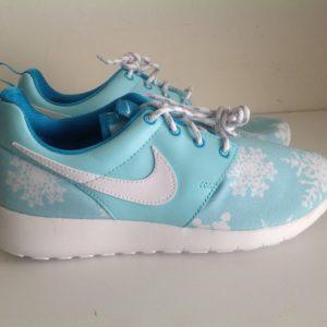 Nike Roshe One Print Copa White Blue Lagoon