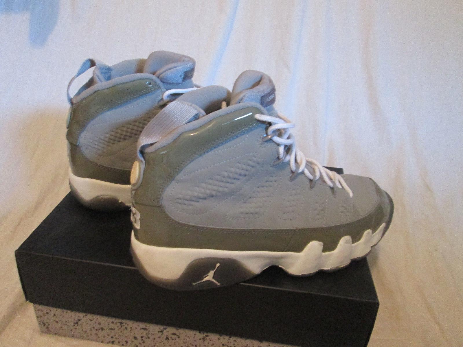 2002 Nike Air Jordan IX 9 Cool Grey