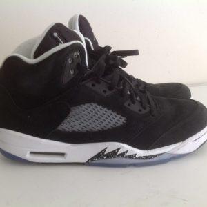 Air Jordan 5 Retro Oreo Black White 136027 035