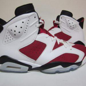 Air Jordan 6 Retro Carmine 1