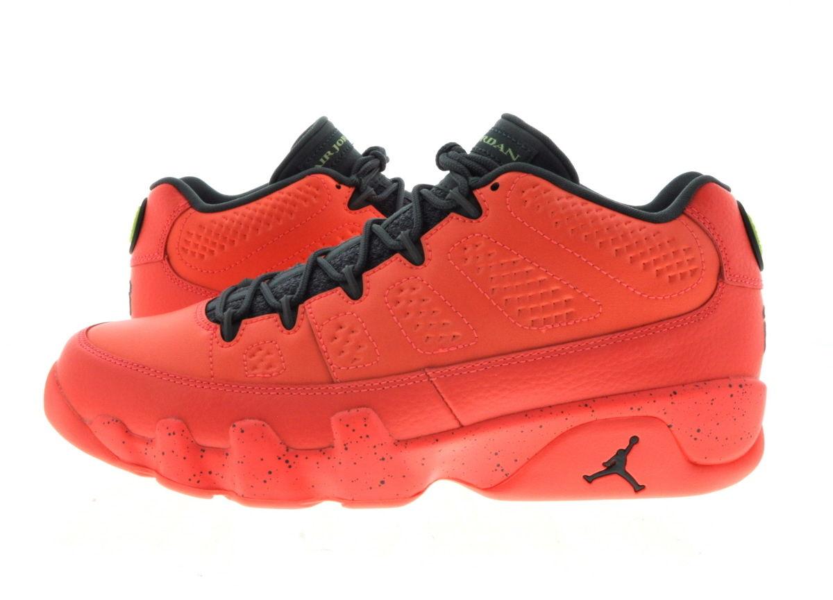 dbfb2bdde5ab39 Air Jordan 9 Retro Low Bright Mango 832822 805 – Housakicks