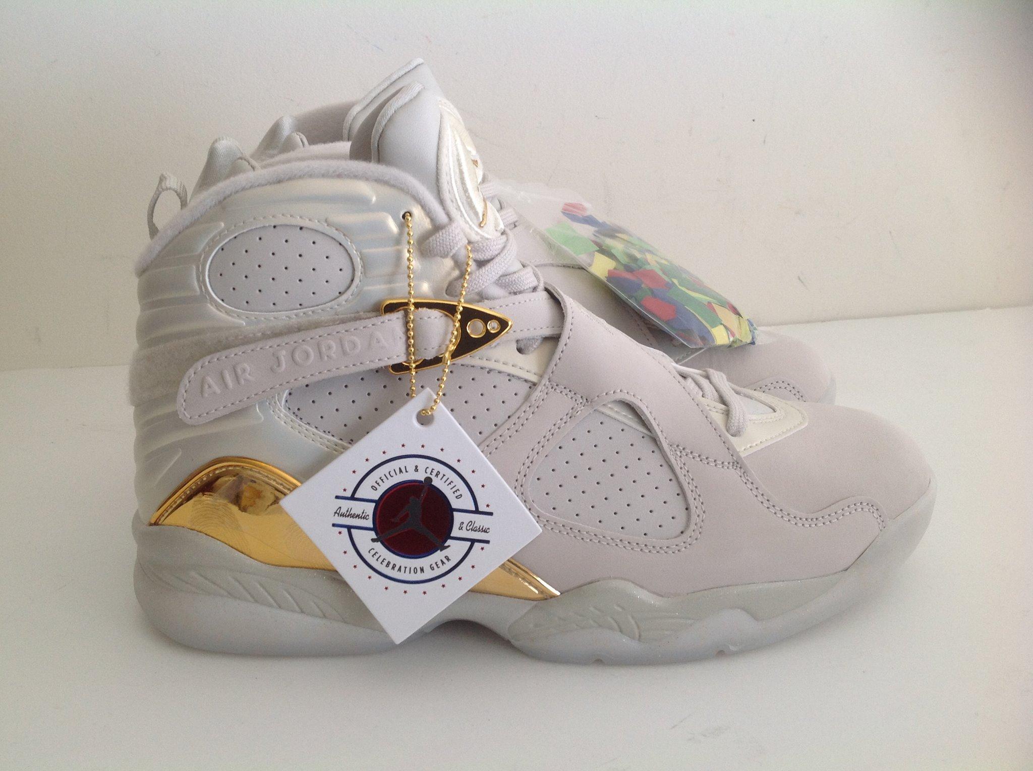 separation shoes b3c0c 96f77 ... air jordan retro 8 grey gold . ...