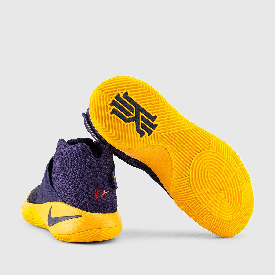 Nike Kyrie 2 Midnight Navy Gold 819583-447 1 – Housakicks 2d10cbcc3