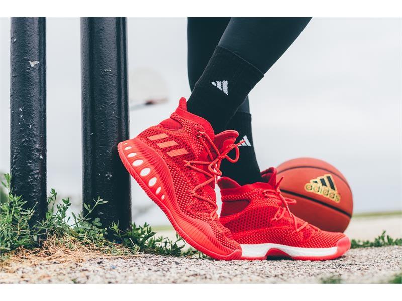 Adidas Crazy Explosive Primeknit Red AQ7218 RED