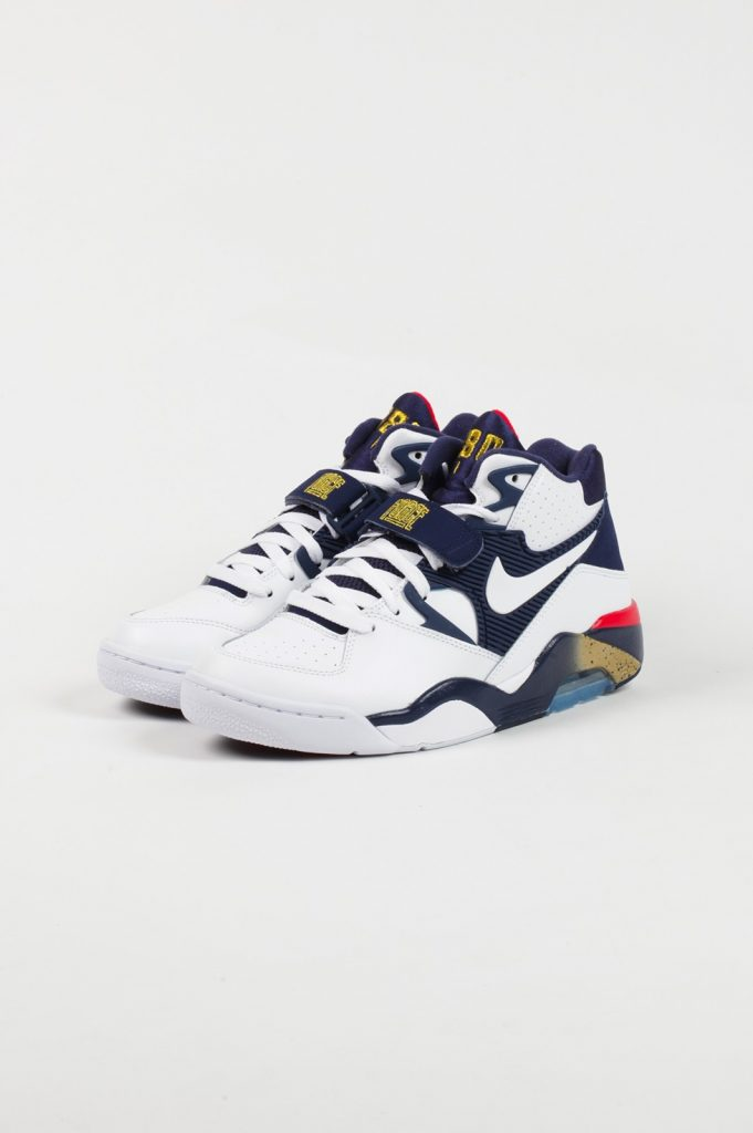 38ebd3b61d43 Nike Air Force 180 Olympic Releases Soon
