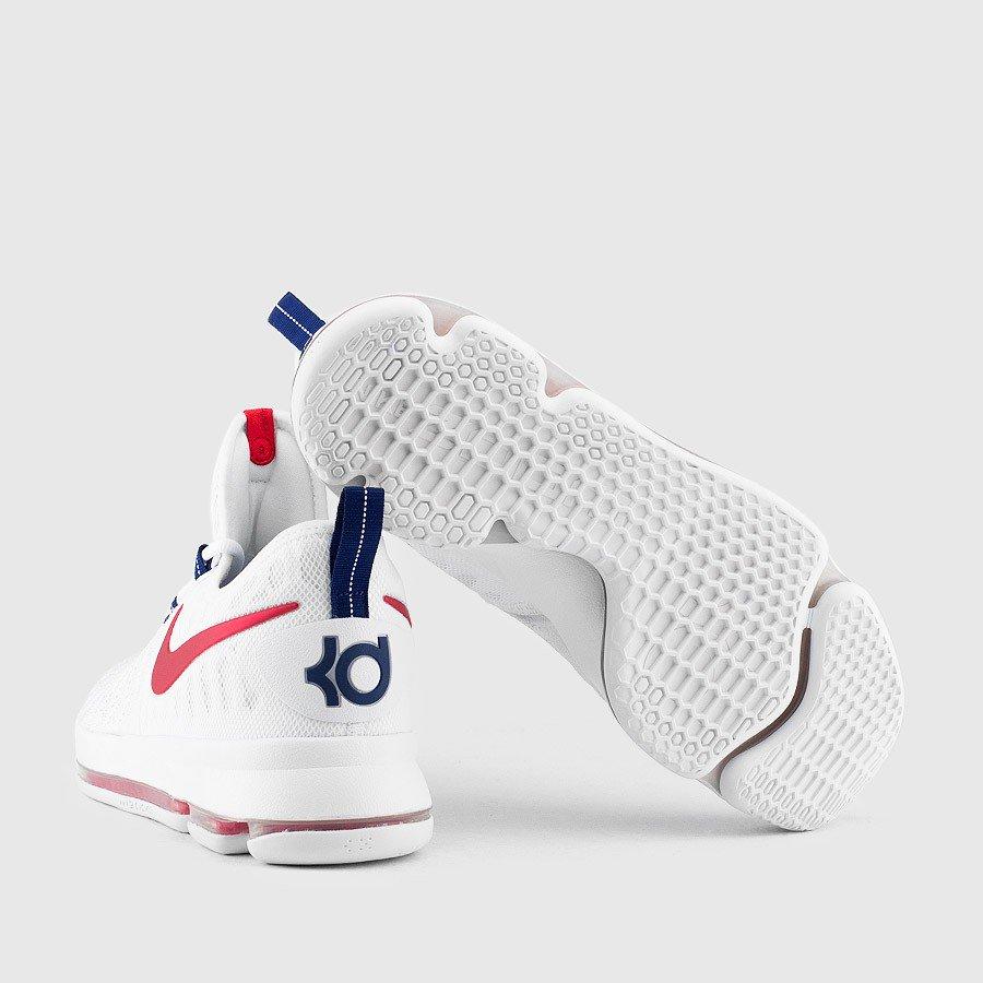 27ec90aabb3 Nike Zoom KD 9 USA White University Blue 843392 160 1 – Housakicks