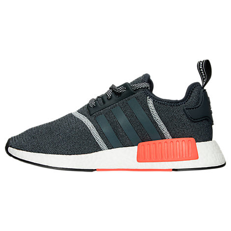 77d758fdfee9f Up Close With The Adidas NMD R1 Dark Grey S31510 3M Reflective ...