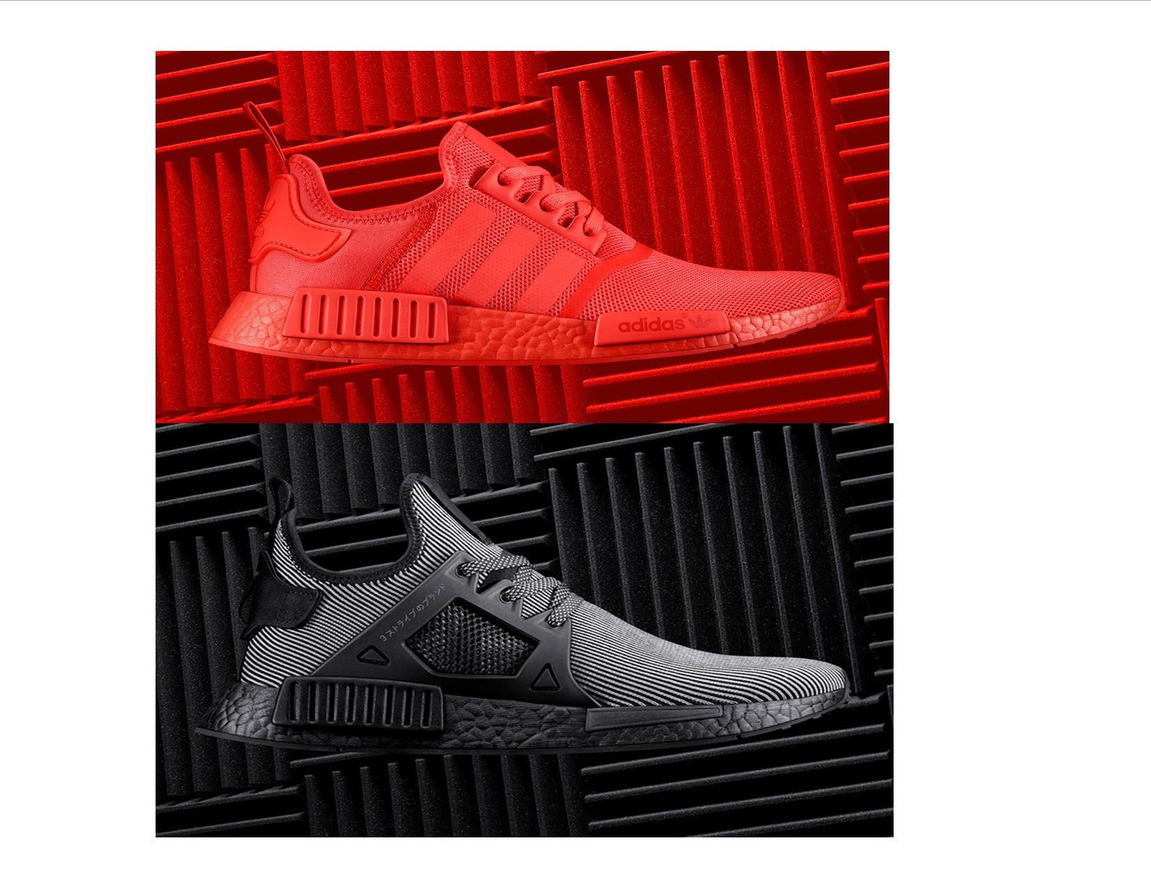 af58b03c3dce7 Adidas NMD Solar Red   Triple Black XR1 Drop Soon – Housakicks
