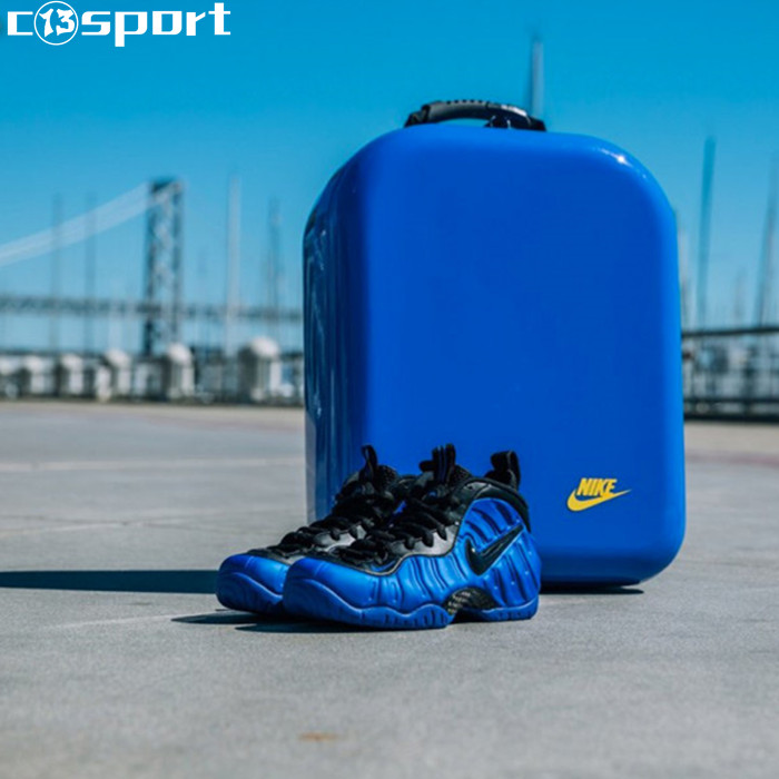 "promo code 8ebef 6a96d Up Close With The Nike Air Foamposite Pro Hyper Cobalt ""Ben Gordon"""