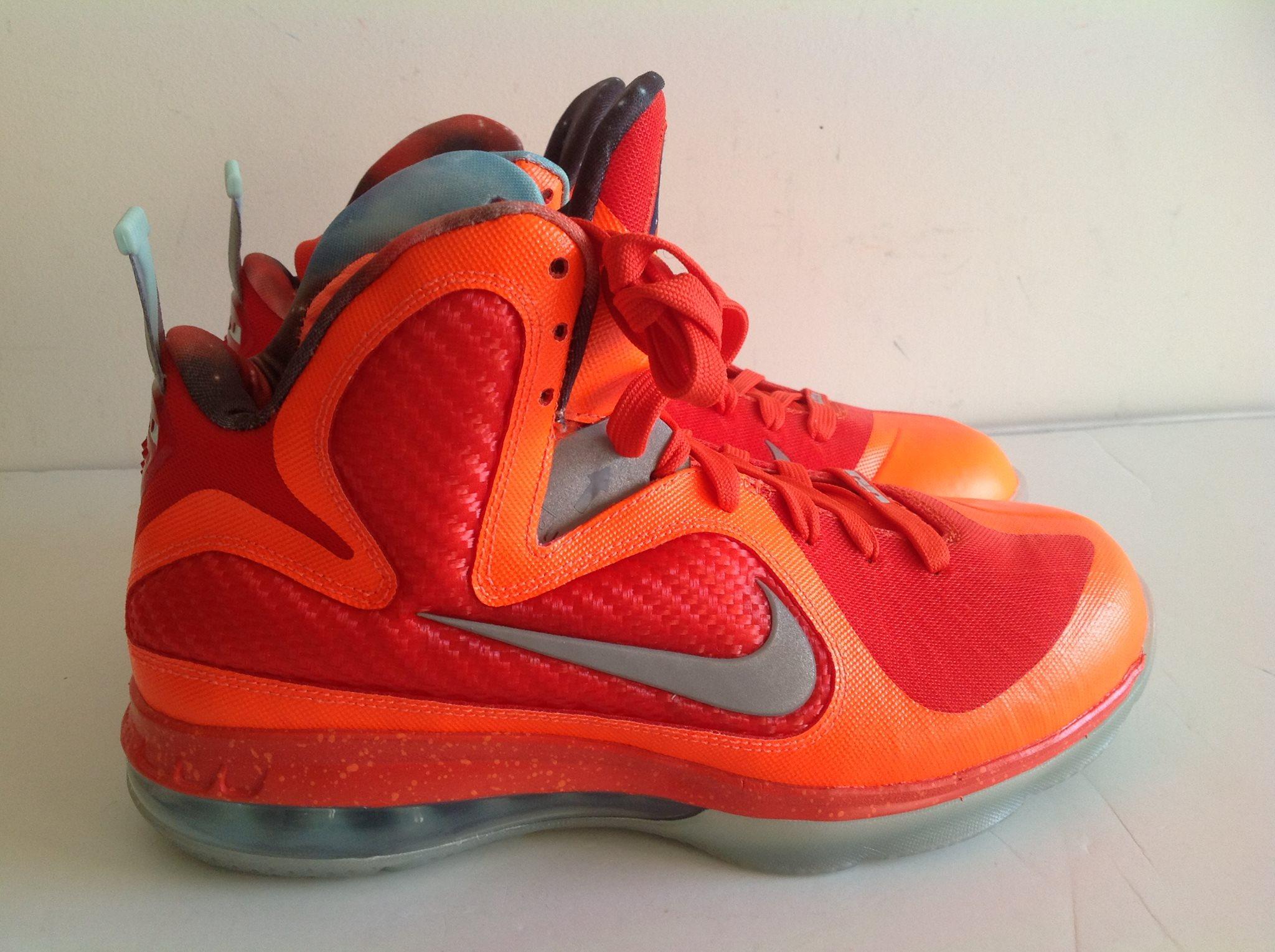 the best attitude 2f708 4e249 Nike Lebron 9 AS Big Bang All Star 520811 800