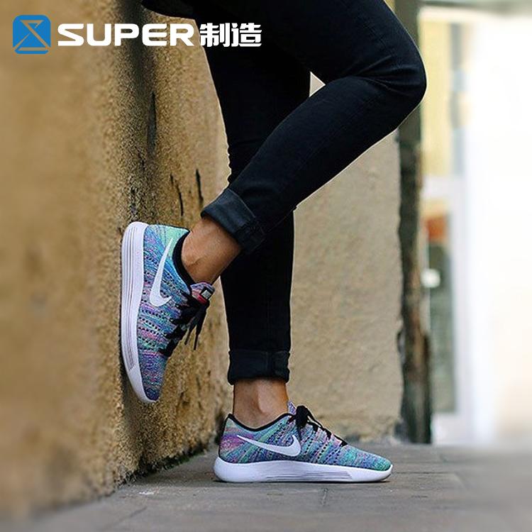 Nike LunarEpic Low Flyknit Multi-Color 843765 004