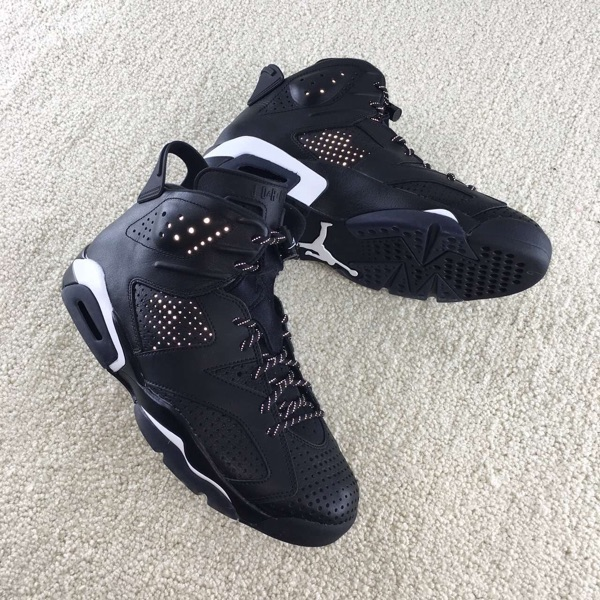 06012739a2682a An Early Look At The Air Jordan 6 Retro Black Cat