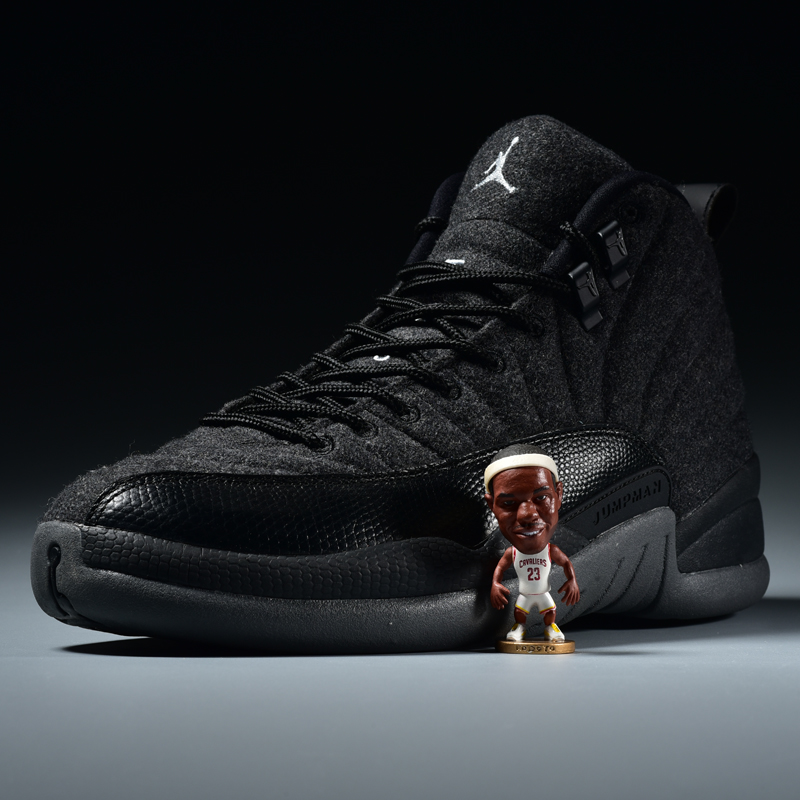 0d48302a04a4bf Air Jordan 12 Retro Wool Release Details