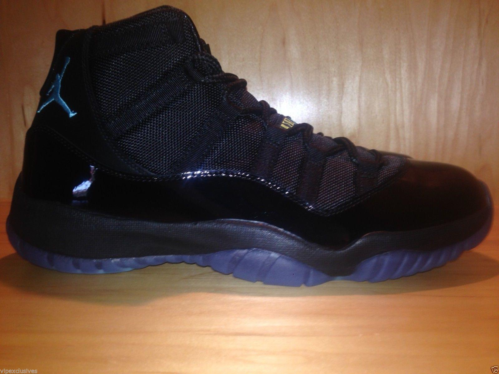 newest b9f58 ecdf3 Nike Air Jordan Retro 11 Gamma Blue Black Varsity Maize 378037-006 GS4-7  men8-13