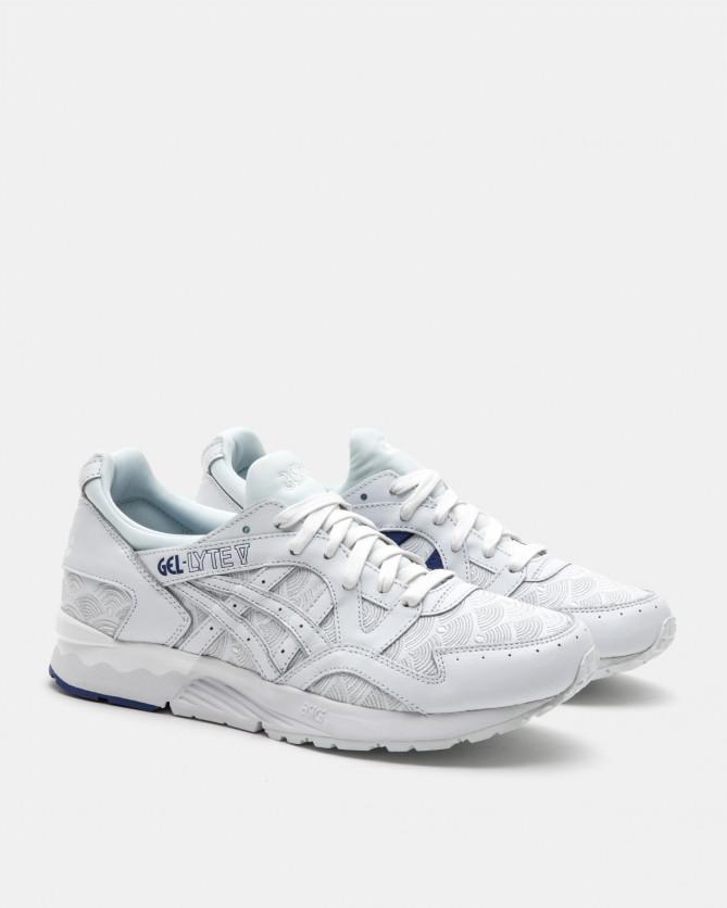sports shoes 5a3e3 b4919 The Colette X Asics Gel Lyte V Yukata H71UK-0101 Is ...