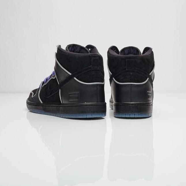 Nike SB Dunk High purple box 833456-002 Mf doom 1 – Housakicks cf271391b469