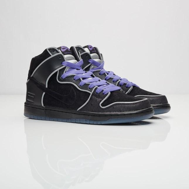 "more photos a239a 60e1e What's Next ? The Nike SB Dunk High Purple Box "" MF Doom ..."