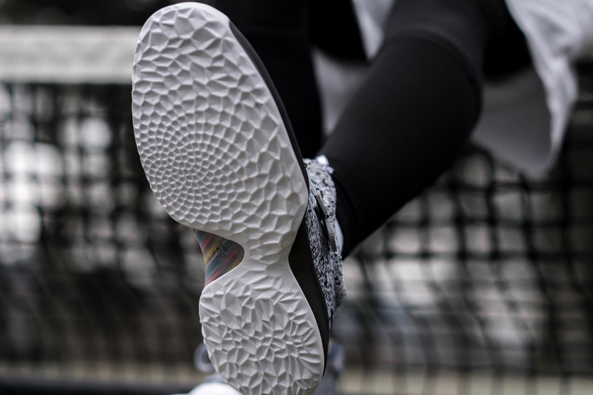 834e7fd311c Quick Look At The Adidas Harden Vol.1 Arthur Ashe BHM – Housakicks