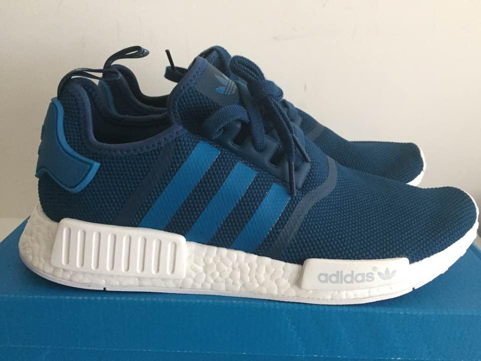 Adidas NMD R1 PK Japan Schuhe Sneaker Neu Grey
