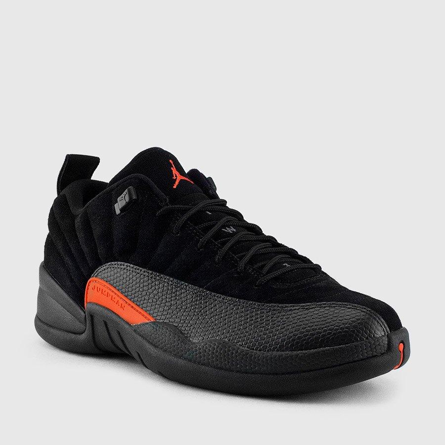 c698a01f1078e1 Men s Air Jordan 12 XII Retro Low Max Orange 308317 003