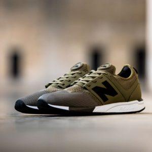New Balance NB 247 Sport Olive Black