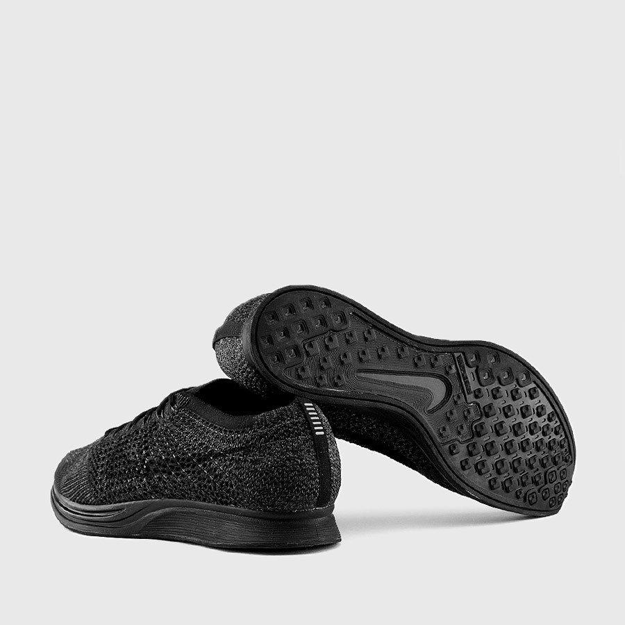 ad56b12cc5fc Nike Flyknit Racer Triple Black 526628 009 1 – Housakicks