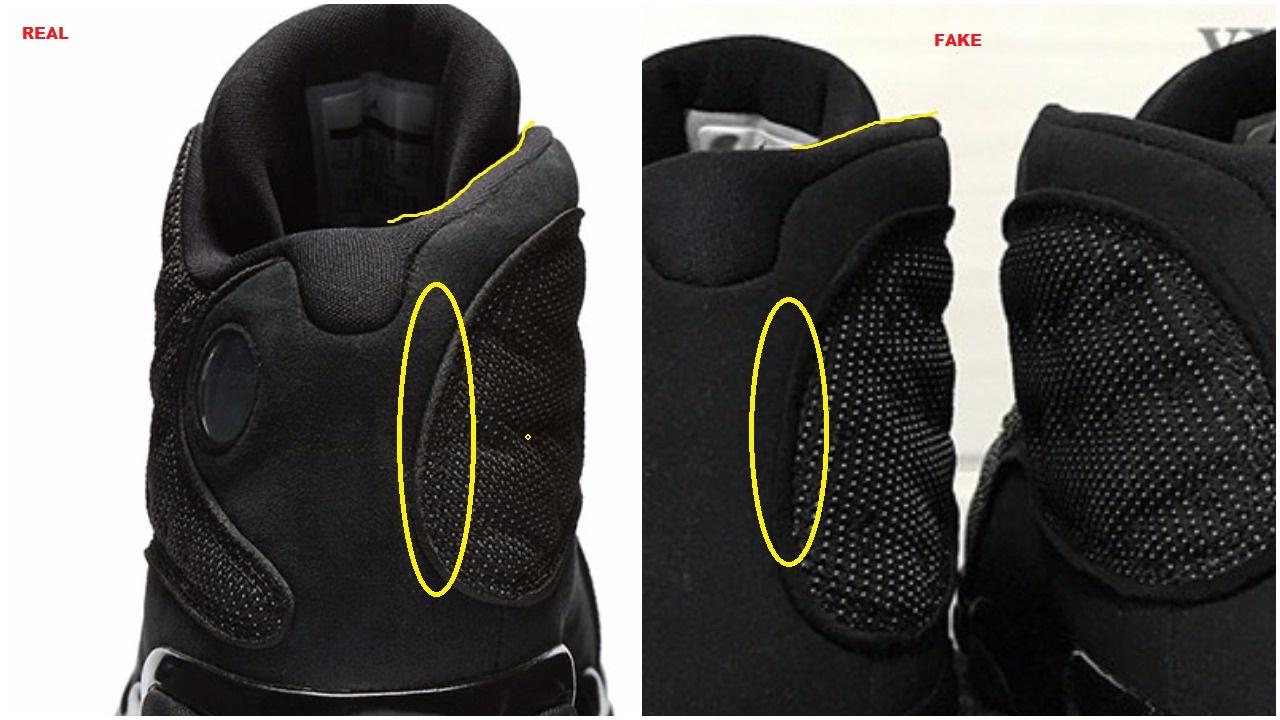 Air Jordan 3 Chat Noir Yeux Faux