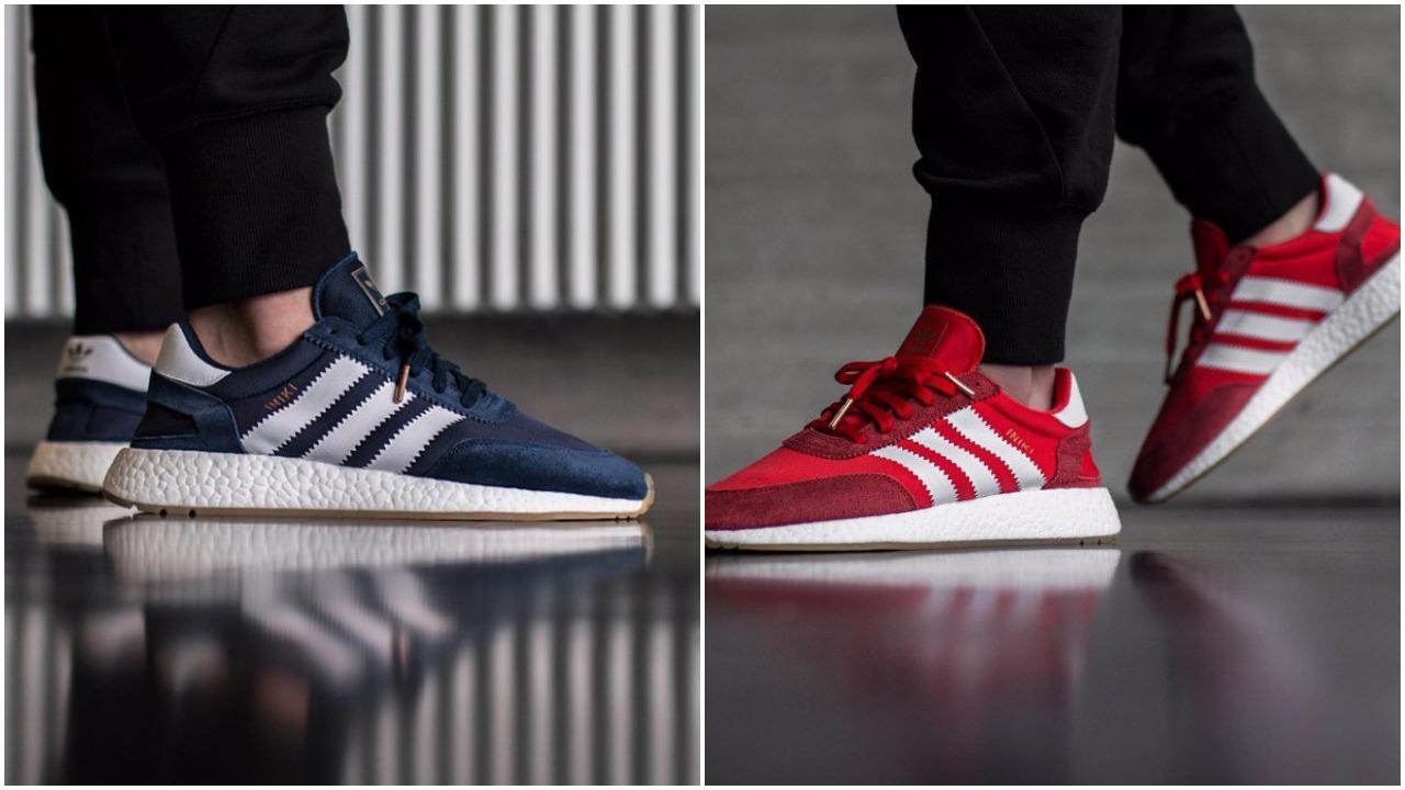 ... Adidas-Iniki-Runner-Red-White-Gum-Size Up Next The Adidas Originals Iniki  Runner Boost ... 03012a206