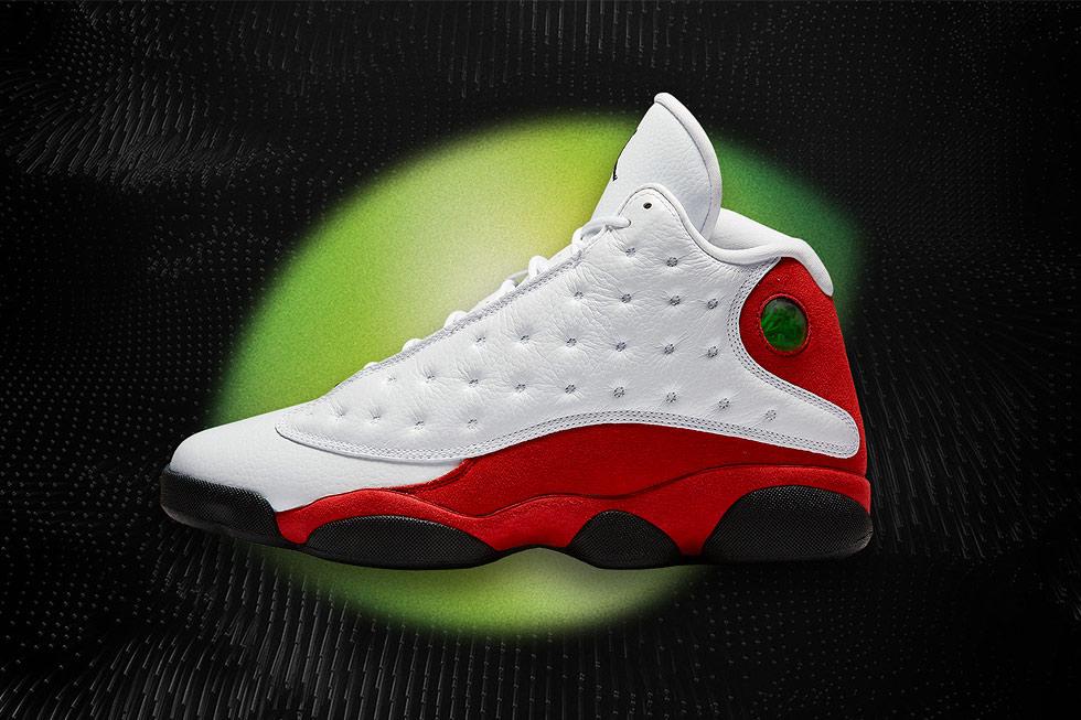 new concept 5f162 1db5b Another AS Week End Jewel  The Air Jordan 13 Cherry 414571 122 – Housakicks