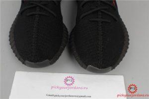 5c0f19090 Fake Adidas Yeezy Boost 350 V2 Black Red CP9652 2 – Housakicks