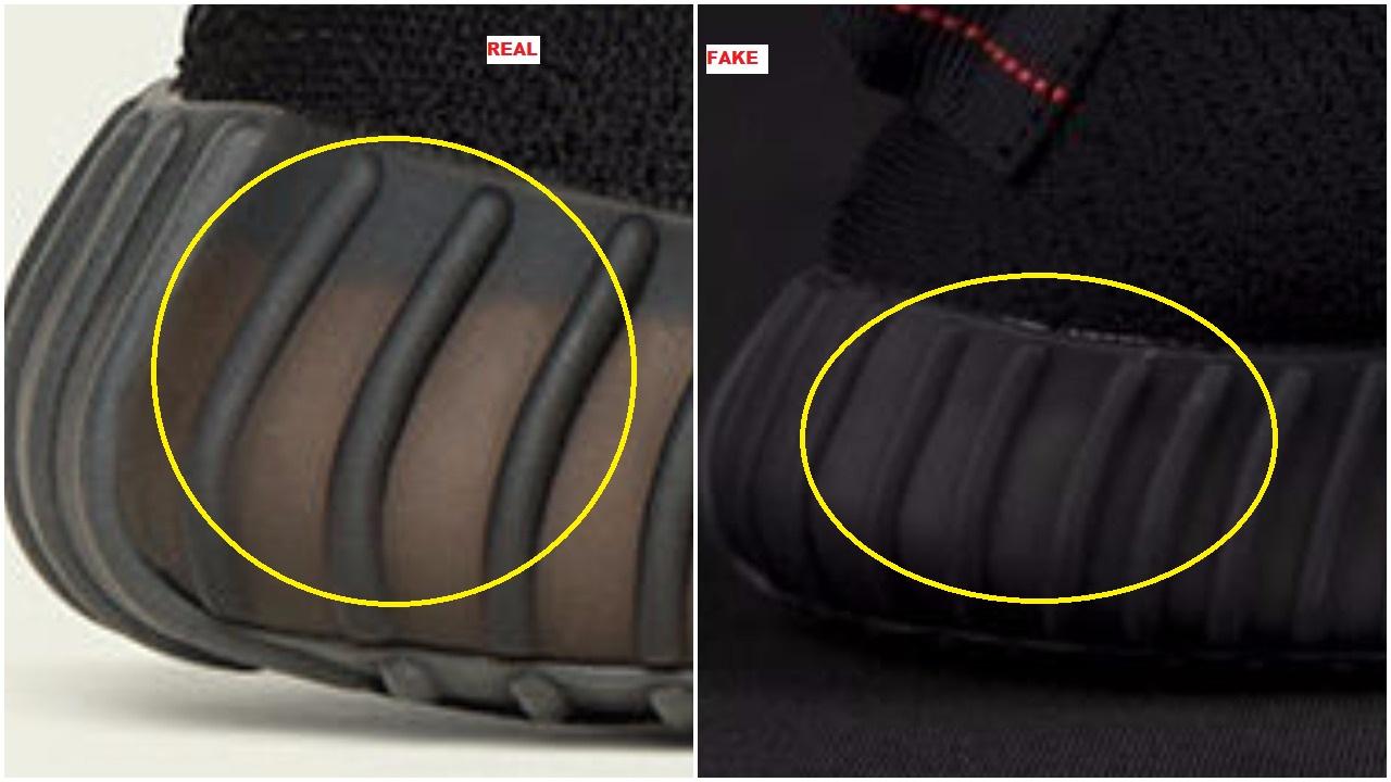 Adidas Yeezy Impulso 350 V2 Criado Reales Vs Falsa paSikpU