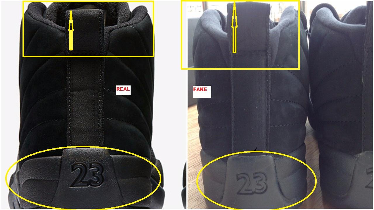 df5be67f201 Fake Black air jordan 12 ovo 873864-032 4 – Housakicks