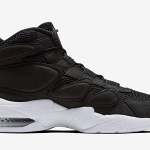 Nike Air Max Uptempo 2 Black White 919831-001