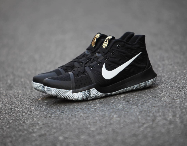 huge selection of 88a56 e0945 The Nike Kyrie 3 Samurai Drops In Europe Tomorrow – Housakicks