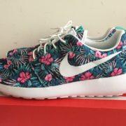 Nike Roshe One Print Premium Teal 833620 310 1