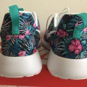 Nike Roshe One Print Premium Teal 833620 310 2
