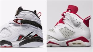 Jordan 6 & 8 Alternate