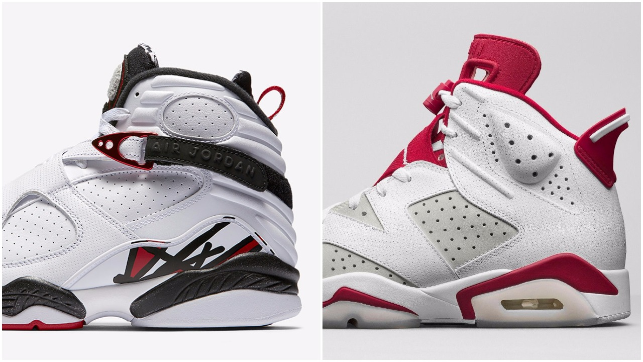 b02cdac58bd Two Purposeless Sneakers: The Jordan 6 & 8 Alternate – Housakicks