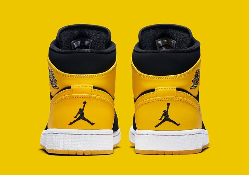 cb6f0a691825 The Air Jordan 1 Mid New Love 554724 035 Returns Solo In April ...