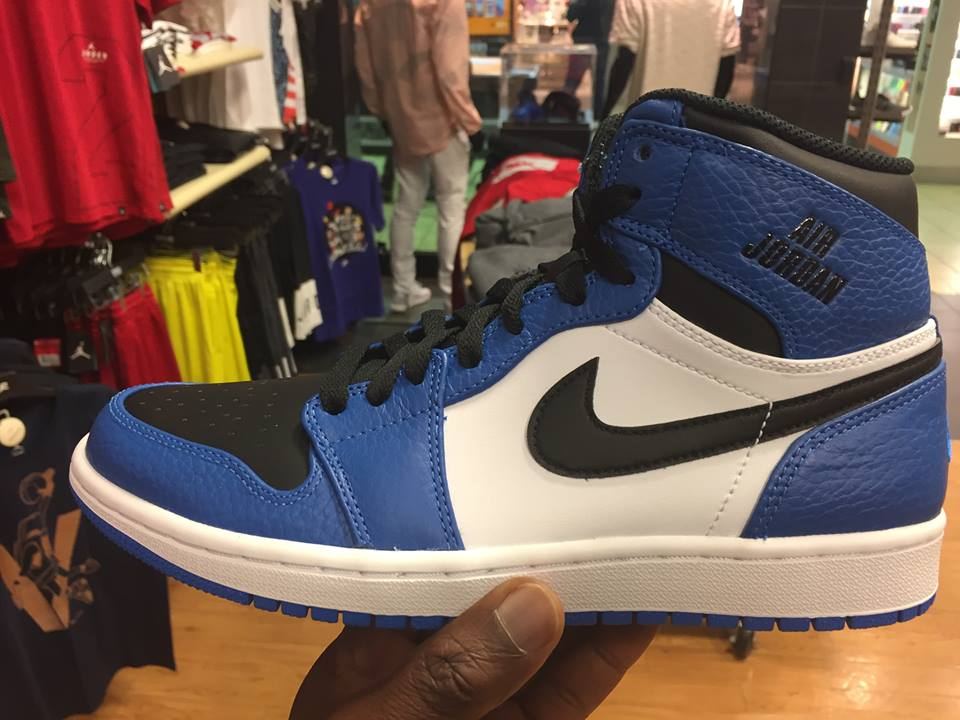 The Air Jordan 1 Rare Air Soar Blue Is Available Under Retail ... 8d42fe013
