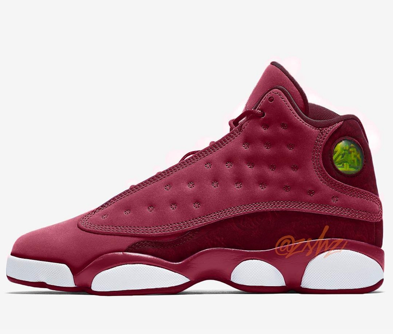 the latest 4bb22 4dbfc Another GS Special: The Air Jordan 13 Heiress Velvet ...
