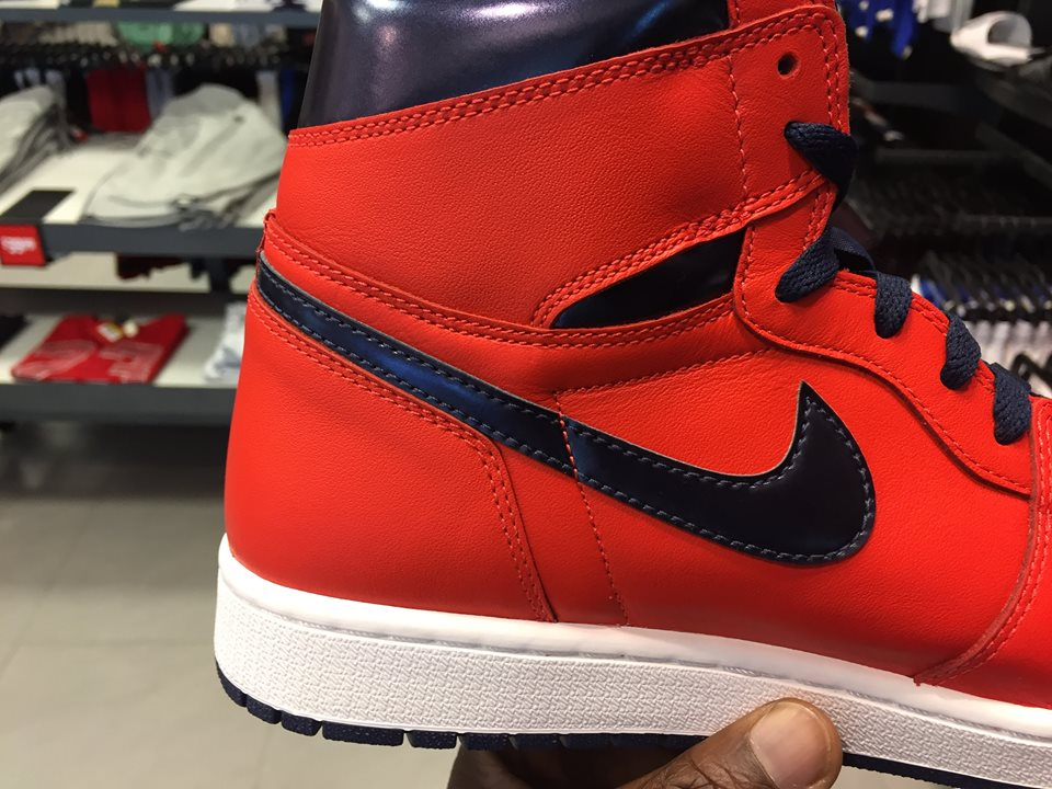 3f66bd06a8b The Air Jordan 1 David Letterman Is Available Below Retail – Housakicks