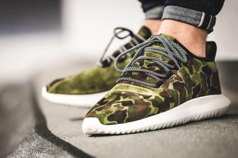 The Camouflage Adidas Tubular Shadow Is Still Available
