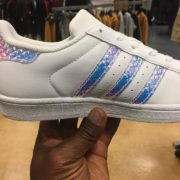 GS Adidas Originals Superstar Iridescent CG3596 5