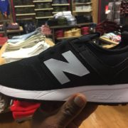 New Balance NB 247 Black White 1