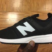 New Balance NB 247 Black White 2
